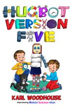 Hug Bot Version Five front cover