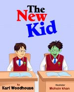 the new kid front cover